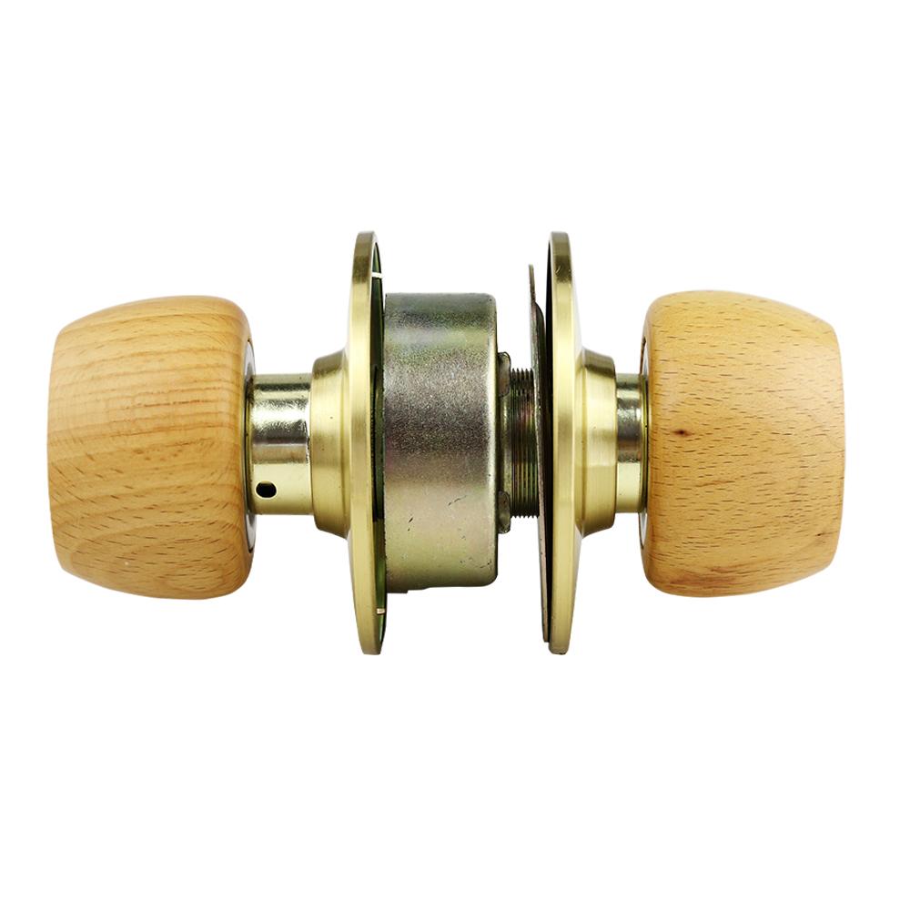 华锋球形锁5831WB棕色11020021