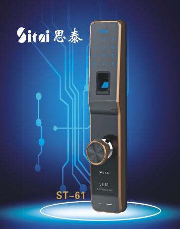 思泰指纹密码锁 ST-61