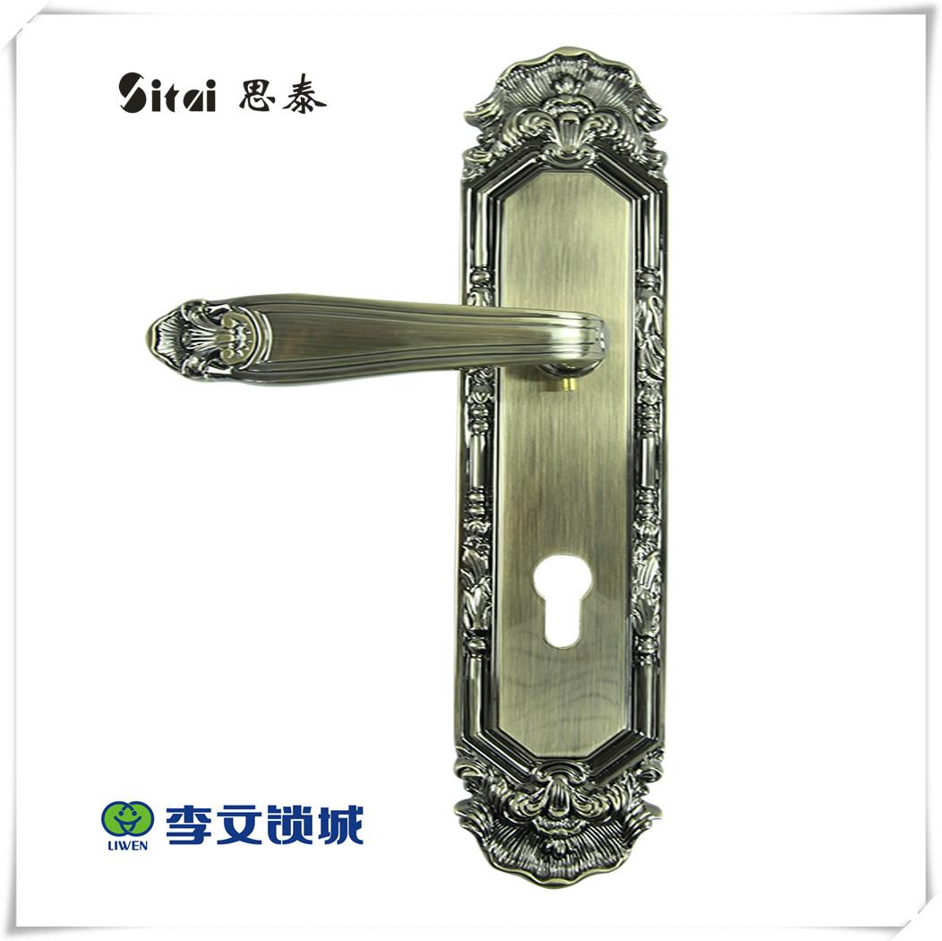 思泰执手锁 ST L024081 QGT