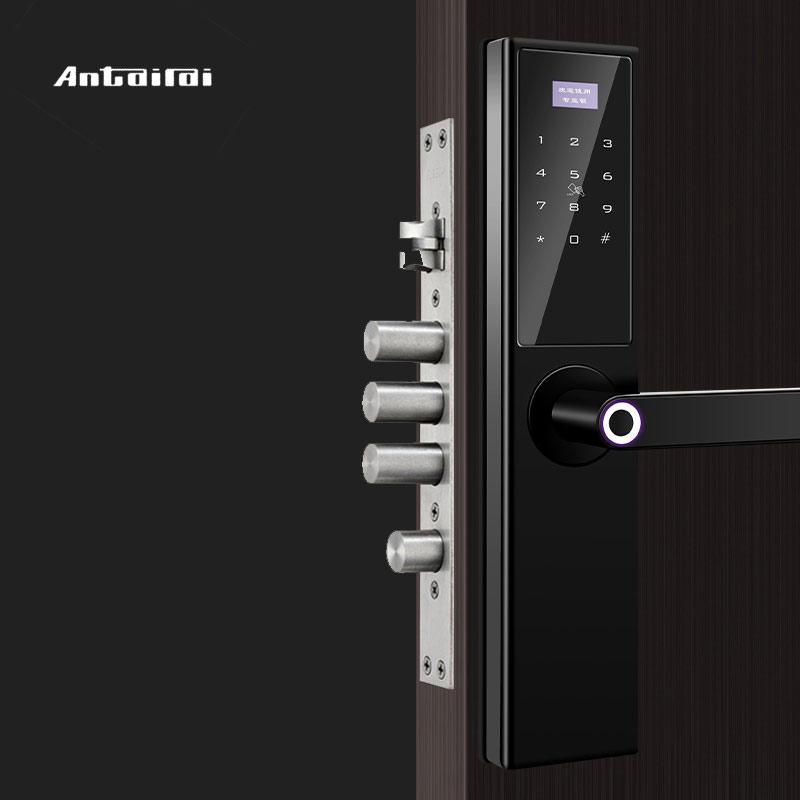 安泰莱z300智能锁
